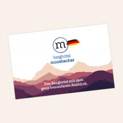 Visitenkarten mit Folie & 3D-Lack, 85x55mm, 4c/4c, Deutschland